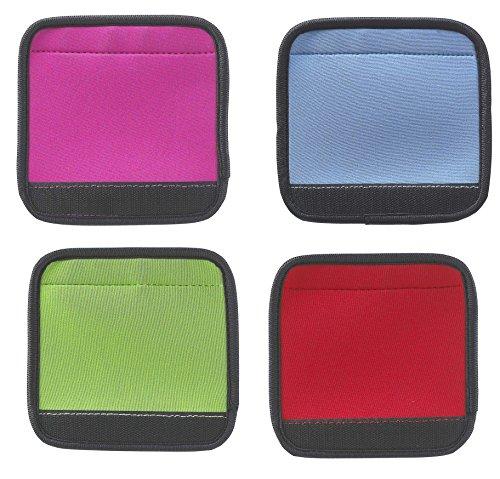 Gotta Grip Handle Wraps - Set of 4 Assorted Colors