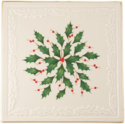 - Lenox Holiday Carved Trivet