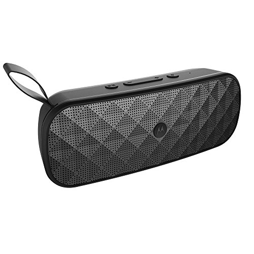 Motorola Sonic Play+ 275 Stereo Bluetooth Speaker with FM Radio and microSD Card Playback - (Sonic Bluetooth)