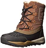 Geox J Orizont Boy ABX 2 Boot (Toddler/Little Kid/Big Kid), Coffee/Black, 25 EU (8.5 M US Toddler)