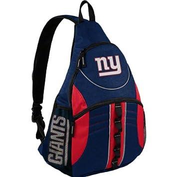 Mochila para equipo de fútbol americano B-LINE New York Giants: Amazon.es: Deportes y aire libre