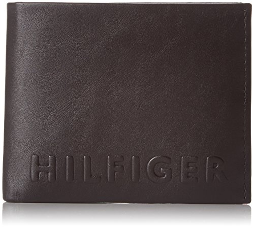 Tommy Hilfiger - Deboss Mini Cc With Coin Pocket, Monederos ...