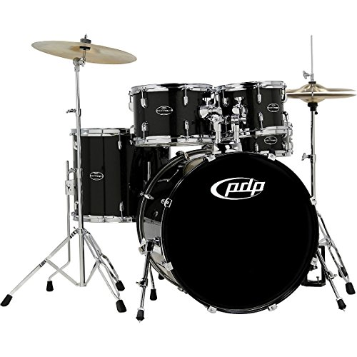 pdp-centerstage-5-piece-drum-set-with-hardware-and-cymbals-onyx