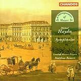 Symphonies in a Major/ B Flat