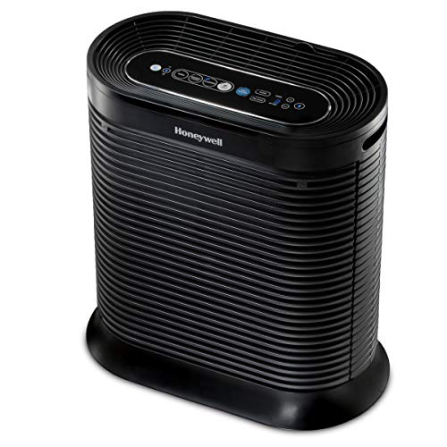 Honeywell Bluetooth Smart True Allergen Remover HEPA Air Purifier, Black