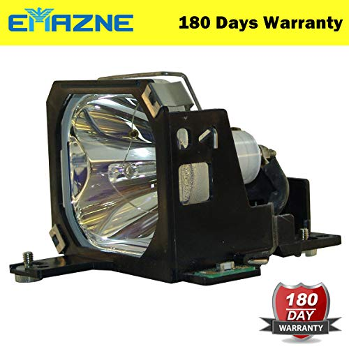 Emazne ELPLP06/V13H010L06 Projector Replacement Compatible Lamp with Housing for Epson EPV13H010L06, EP-V13H010L06, Epson EMP 5500 Epson EMP 7500 Epson PowerLite 5500c Epson PowerLite 7500c