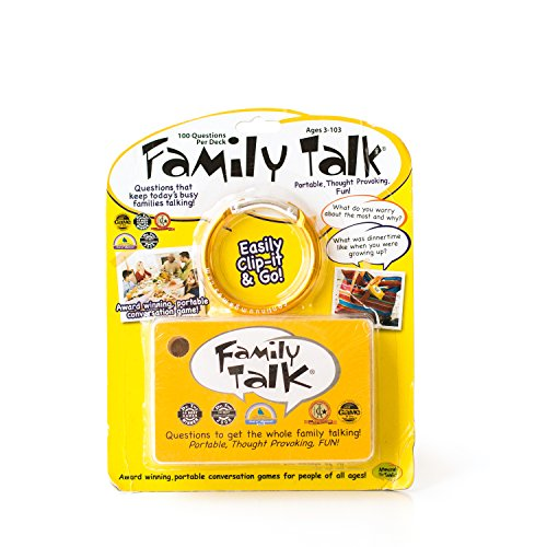 Family Talk (Family Trivia Game)