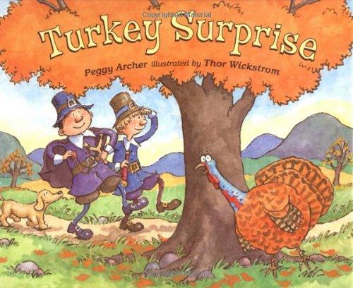 Turkey Surprise PDF Text fb2 book