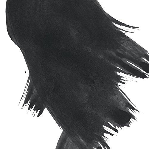 Akua Intaglio Non-Toxic Water Based Ink, Carbon Black, 8 Ounces