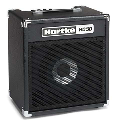 - Hartke HD50 Bass Combo