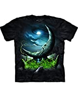 The Mountain Men's Moonstone T-Shirt Black S