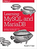 If you're a programmer new to databases—or just new to MySQL and its community-driven variant, MariaDB—you've found the perfect introduction. This hands-on guide provides an easy, step-by-step approach to installing, using, and maintaining th...