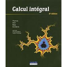 Calcul intégral (11e édition)