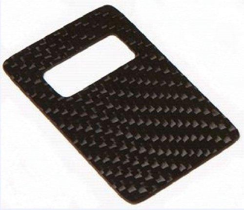 carbon fiber wallet bottle opener - 5