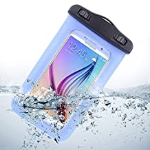 Sumaclife Universal Waterproof Case For Samsung Galaxy Rugby Pro / Kyocera Torque / LG Spectrum