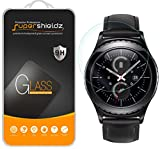 Samsung Gear S2 Classic Tempered Glass Screen Protector, (3G/4G Connectivity Model Only) Supershieldz Anti-Scratch, Anti-Fingerprint, Bubble Free, Lifetime Replacement Warranty