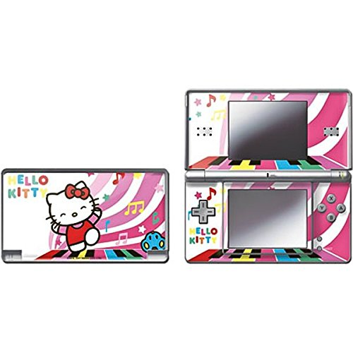 - Hello Kitty DS Lite Skin - Hello Kitty Dancing Notes Vinyl Decal Skin For Your DS Lite