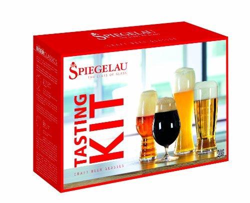 Spiegelau Beer Connoisseur Assorted Gift Set NEW