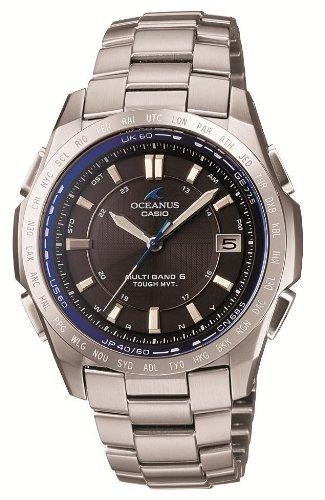 Casio Oceanus Classic Line Tough Solar Radio Men's Watch MVT Multiband6 OCW-T100TD-1AJF Japan Import