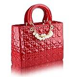 Designer Celebrity Lady Pendent Bag – Burgendy, Bags Central