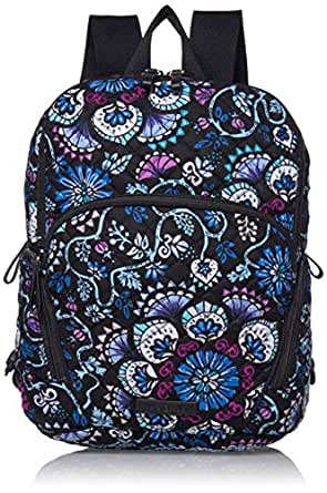 Vera Bradley womens Hadley Backpack, Signature Cotton Multi Size: One Size