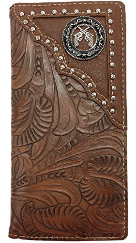 Pistole Wallet Western W030 16 Brown product image