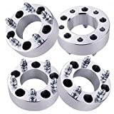 4pcs 2 inch (each) 5x5.5 to 5x5.5 Wheel Spacers fit 2002-2011 - Dodge - Ram 1500