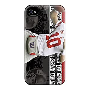 Shock-Absorbing Hard Phone Covers For Iphone 6 With Customized High-definition New York Giants Image ZachDiebel