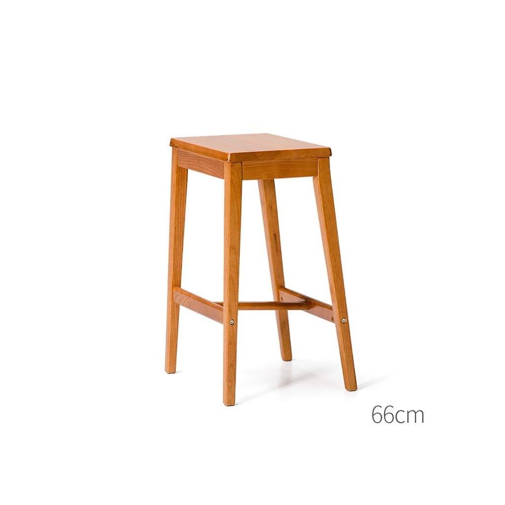 CaoyuPiccolo Sgabello Großer Sitz, bequemer Sitz, Bequem genug Trapezstuhl aus Holz, etwas schräg am hinteren Fuß, stabilere Tragfähigkeit Polierte Filets, weniger Beule, bequemer zu verwenden