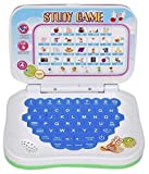 Toy vala Educational Laptop for kids ABC and 123 Learning