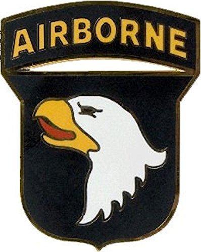101st Airborne CSIB - Combat Service Identification Badge