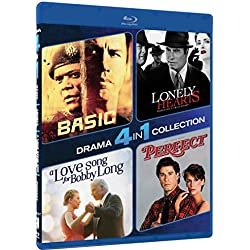 4-in-1 Drama Collection - John Travolta [Blu-ray]