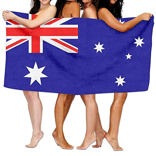Australia Towel - Beach Towel Flag of Australia 80