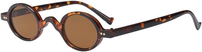 neue persönlichkeit retro stars, runde sonnenbrille