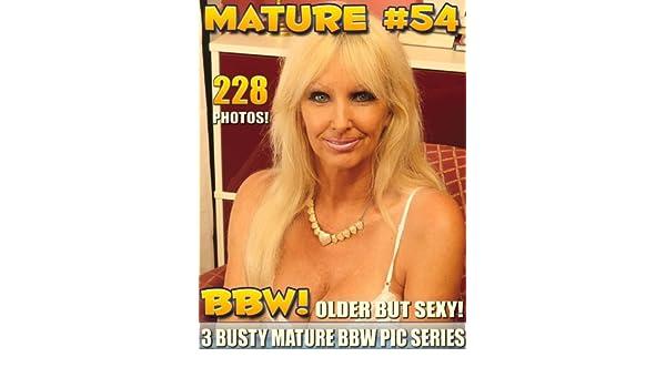 Mature bbw show