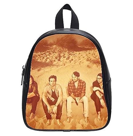 Amazon.com: Nueva Unique Kings of Leon Custom Kid s mochila ...