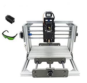 Two - in - One CNC engraving machine laser engraving machine. Laser Engraver CNC Engraver 2500MW