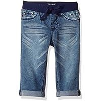 VIGOSS Girls' Knit Waist Crop Short,