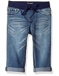 VIGOSS - Pantalón Corto de Punto para niña