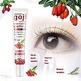 Fenleo Goji Berry Eye Cream Skin Care Accessories Portable Home Health Cream 35g