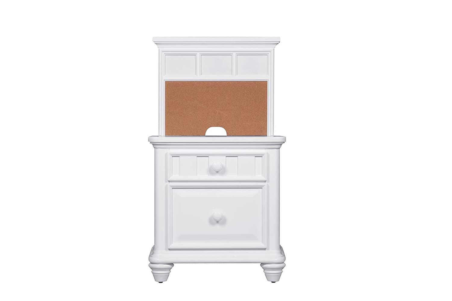 Pulaski Schools Out Nightstand Back Panel Home Meridian International 8466-451