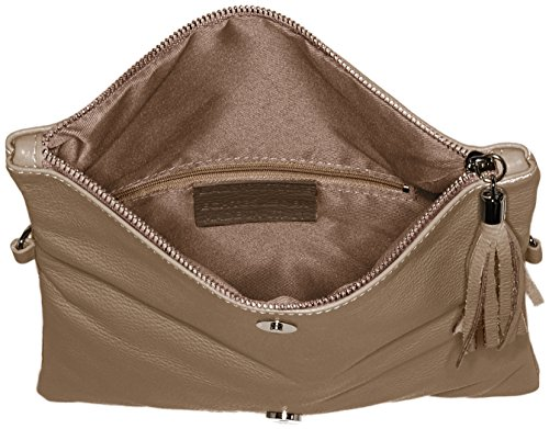 Women's Taupe Bags4Less Women's Luna Clutch Brown Taupe Bags4Less Clutch Luna Bags4Less Brown Women's Luna 6CqSxn1q4
