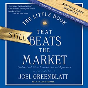 The Little Book That Still Beats the Market Hörbuch