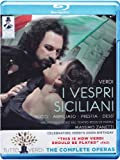 I Vespri Siciliani [Blu-ray] [Import]