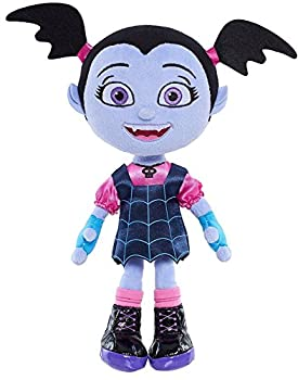 Disney Jr Vampirina 10 Inch Bean Plush 0