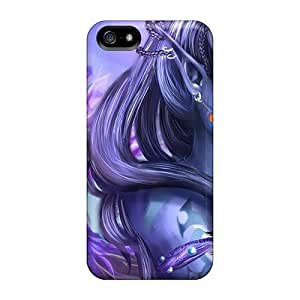 Cute High Case For Quality Case For HTC One M8 Cover Dark Elf Case