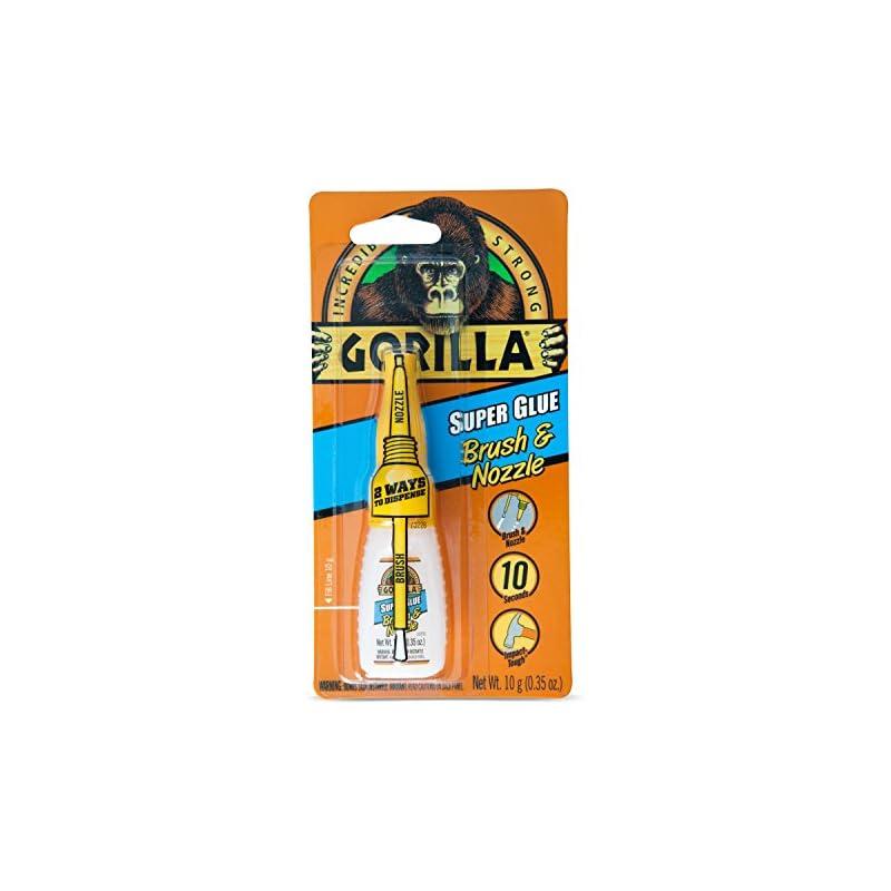 Gorilla 7500101 07221000673 Glue Brush &