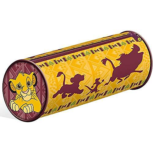 Official Licensed Lion King - Barrel Pencil Case
