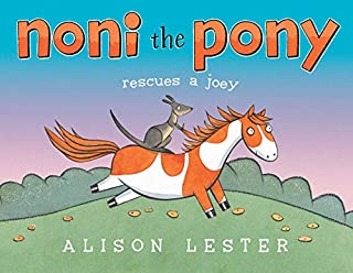 Book Cover: Noni the Pony Rescues a Joey