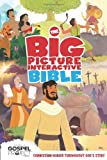 The Big Picture Interactive Bible for Kids, David and Goliath Edition LeatherTouch, , 1433605031